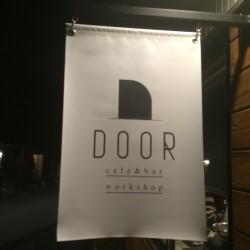 ドアがオープン