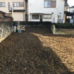 福知山市にて新築工事