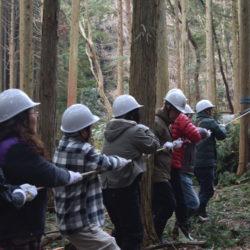 第1回森の社会見学ツアー