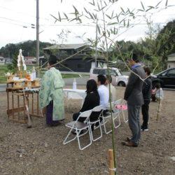 ~地鎮祭~篠山にて